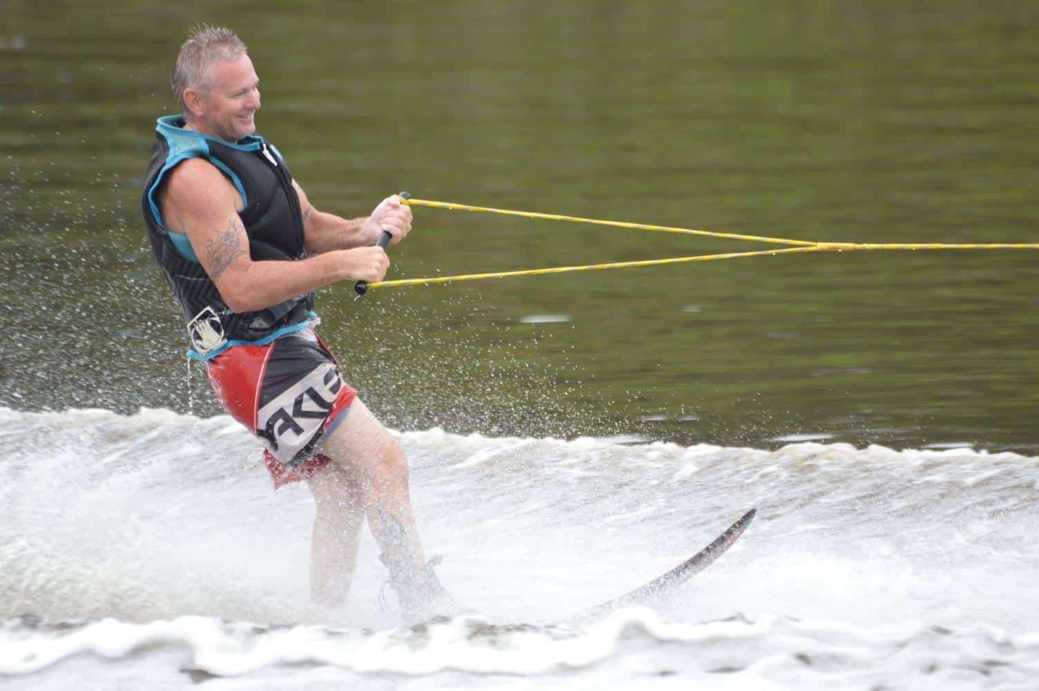 Water Skiing Tweed River
