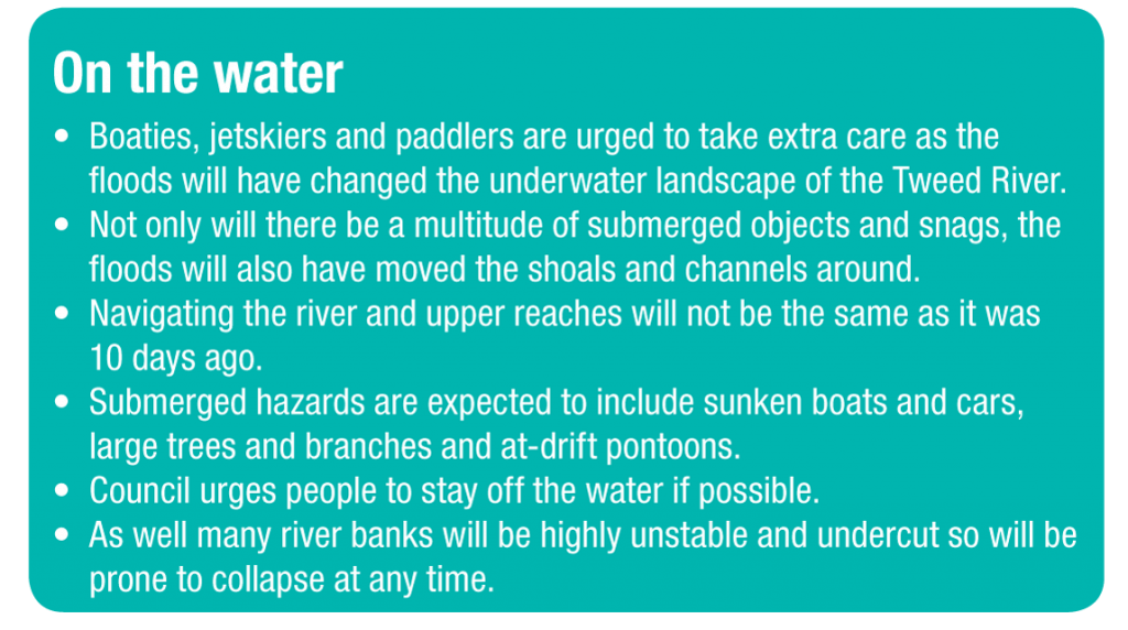 River use recommendations
